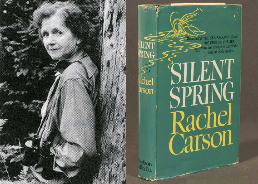 Rachel carsons silent spring and pesticide control in the united states
