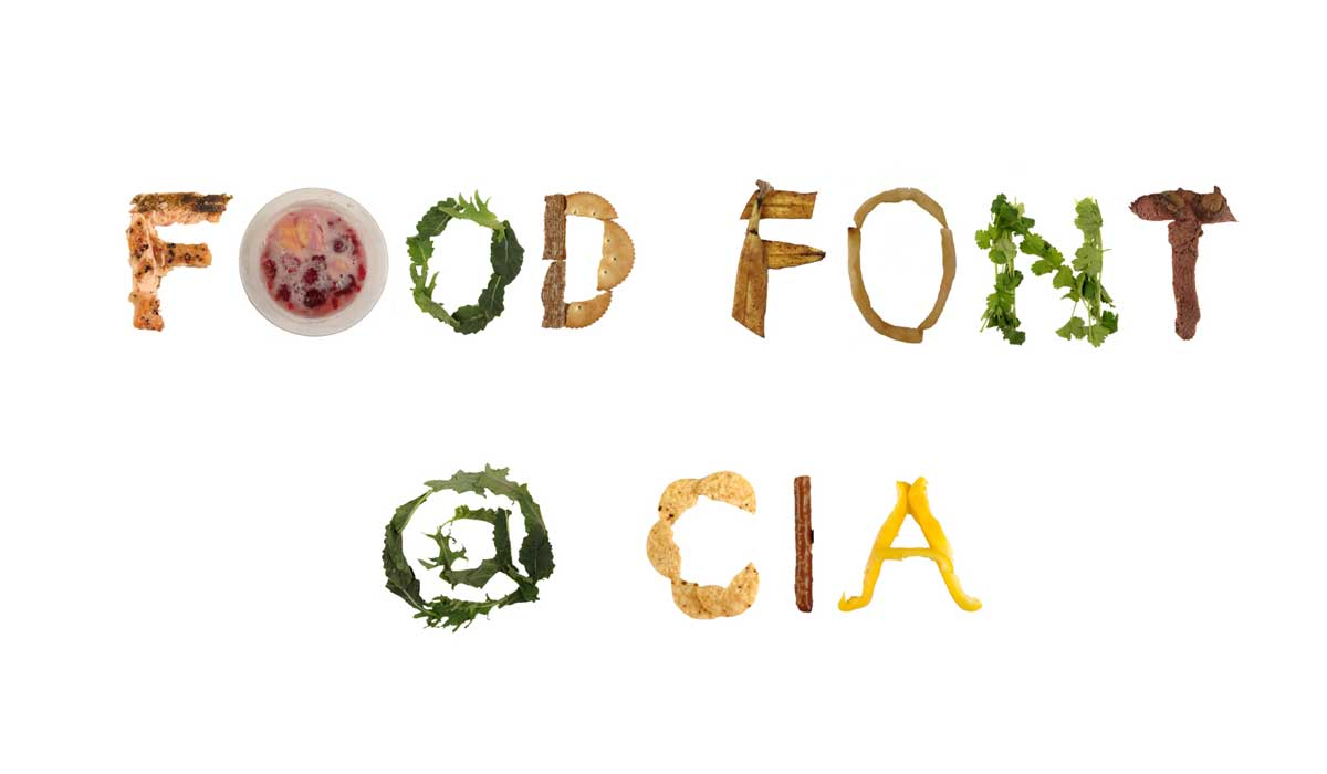 food font related keywords food font long tail keywords